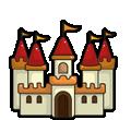 Dibuixos de Castells per pintar