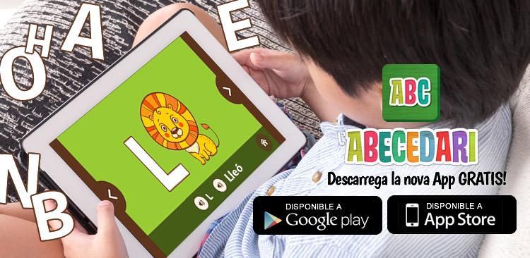L'abecedari per a nens App